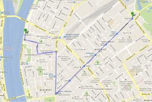 карта парада