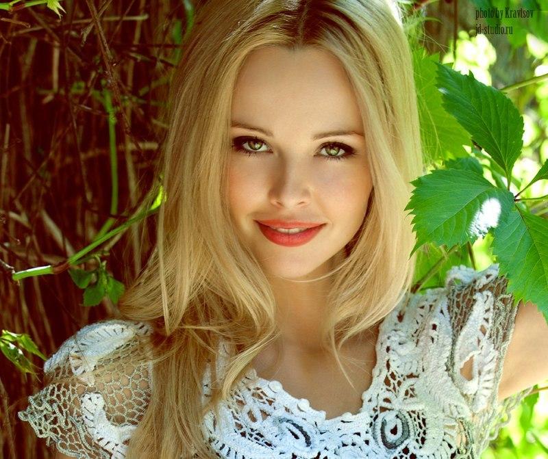 фото самых красивых русских девушек