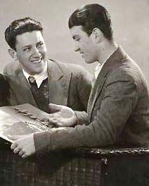 My Papa&Jakov&Rahil'&AbramKozlov_1945 - копия