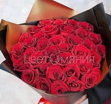 Розы, Крися прислала