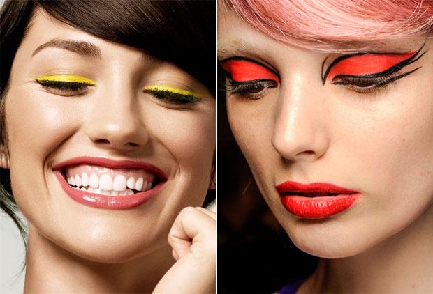 Инна Пальчак - Модный макияж весны-лета 2013 от Инны Пальчак