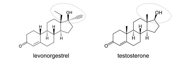 progestin-versus-testosterone