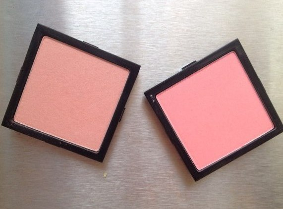 Bobbi Brown Blush Nude Peach, Pretty Coral