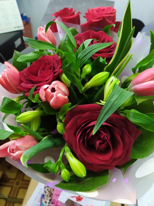 Цветы от Листа
