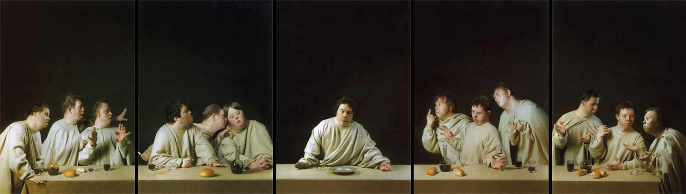 raoef-mamedov-the-last-supper-1997