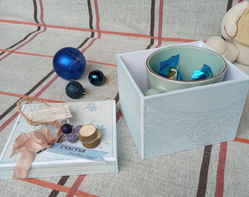 Коробочка для чашки