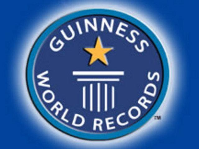 новый рекорд Гиннеса