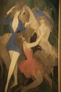 Marie Laurencin Danseuses Espagnoles (Musée de l'Orangerie, Paris)
