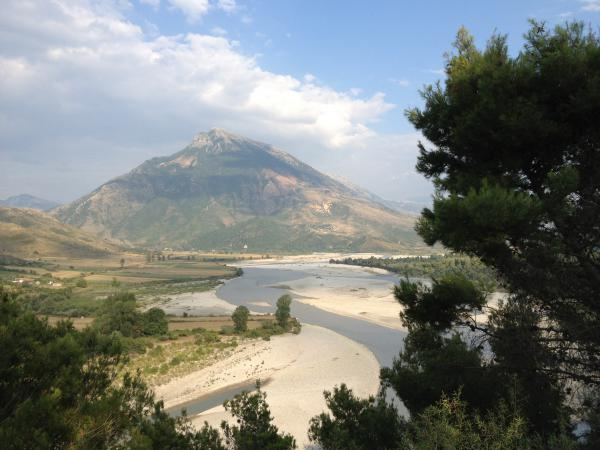 перевал река