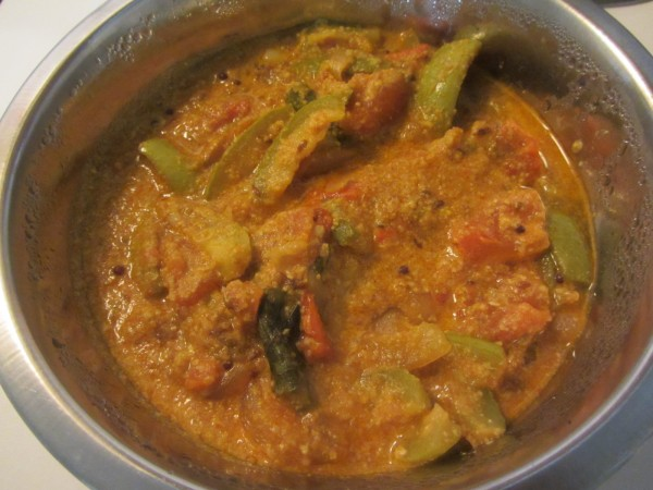 05262012 - Parwal Kurma Curry