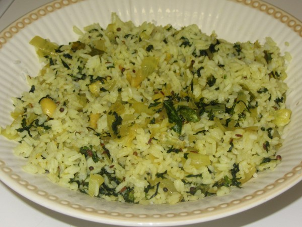 07222012 - Methi Rice