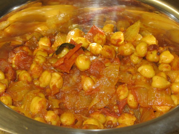 07242012 - Chana Curry