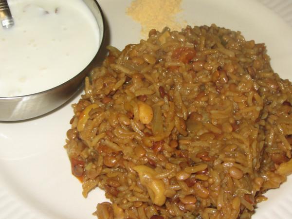 08262012 - Horsegram Rice