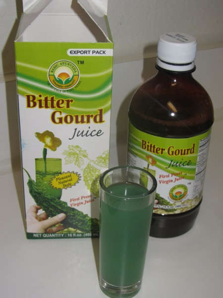 10052012 - Bitter Gourd Juice