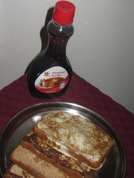 10192012 - french Toast