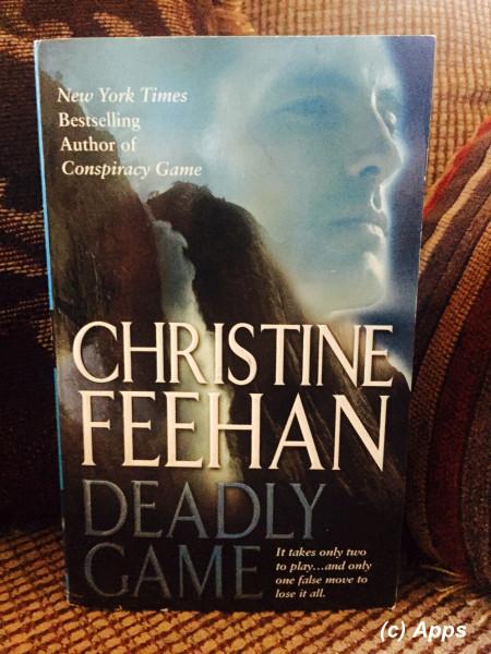 Book Critique 2016 02232016 Deadly Game Ghostwalker Series 5