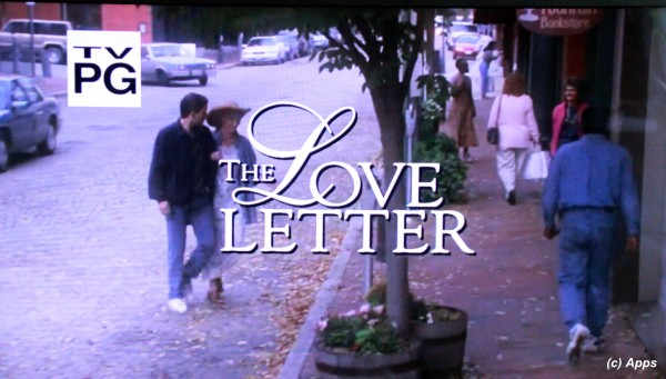 the love letter jack finney With newly digitized art, you will fall in love with this refreshed classic all over  again  to the past—his friend kate has a curious, half-burned letter dated from   time and again by jack finney was originally published in 1970.