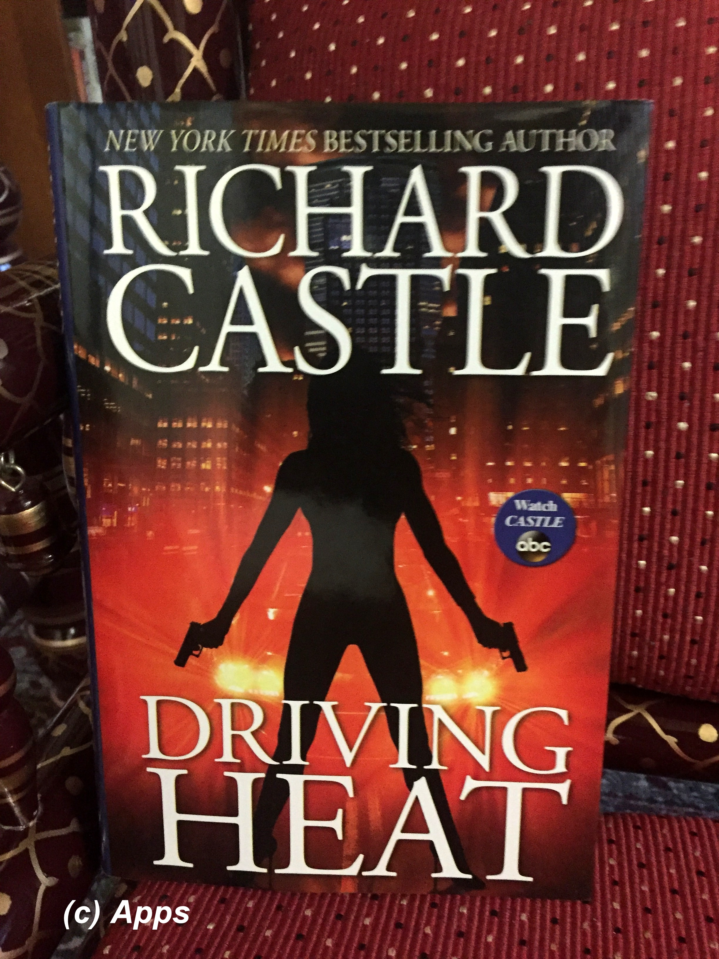 Richard Castle Intensifies The Plot Again By Creating Relationship Strains Between Nikki Heat And Jameson Rook With This However Time Around