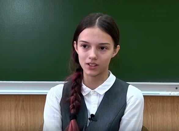 Елизавета Хамзина