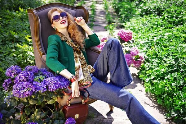 Жакет Chanel 80-е