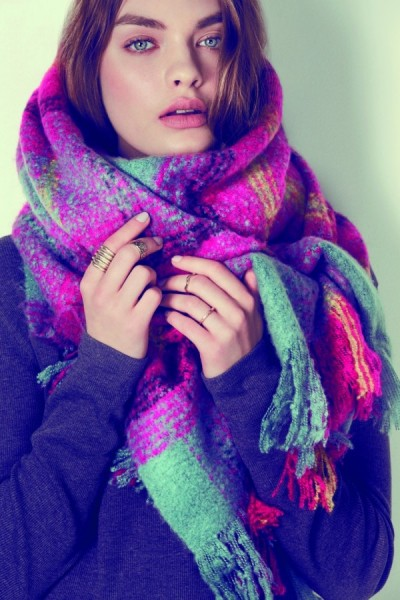 How-To-Wear-Scarves-This-Fall-Winter-2014-2015-1-600x900
