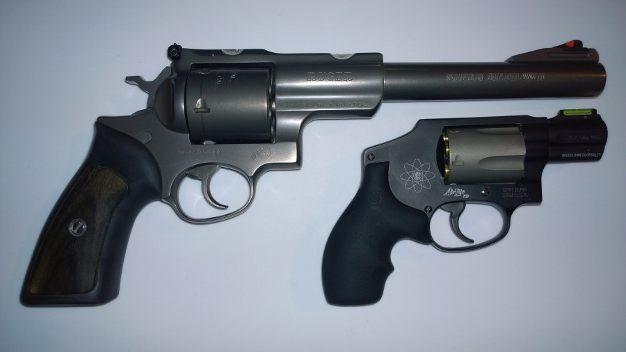 Ruger and S&W