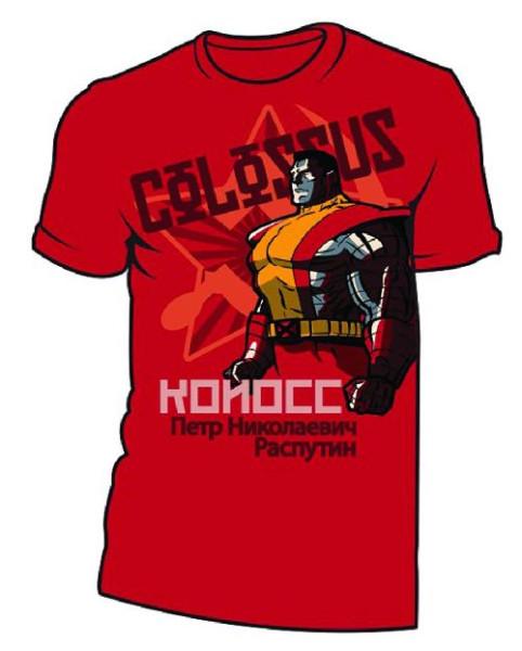 T-Shirt Colossus