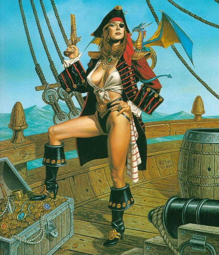 Literotica Pirate