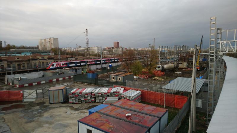 23 октября 2020, строительство дата-центра РЖД