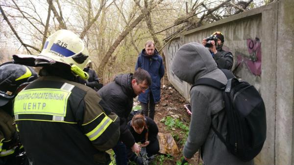 Радиоактивные находки в Москворечье