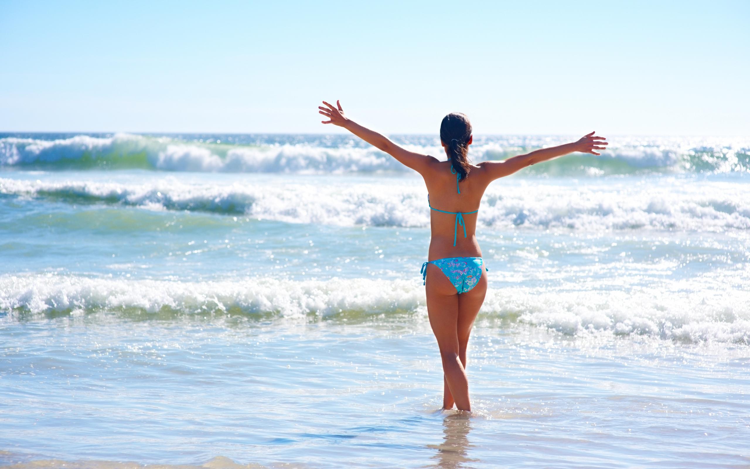 Фото девушек на одесском пляже 22 фотография