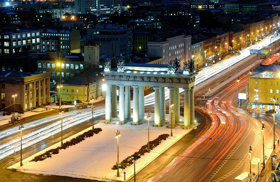 Санкт-Петербург, Московские Ворота