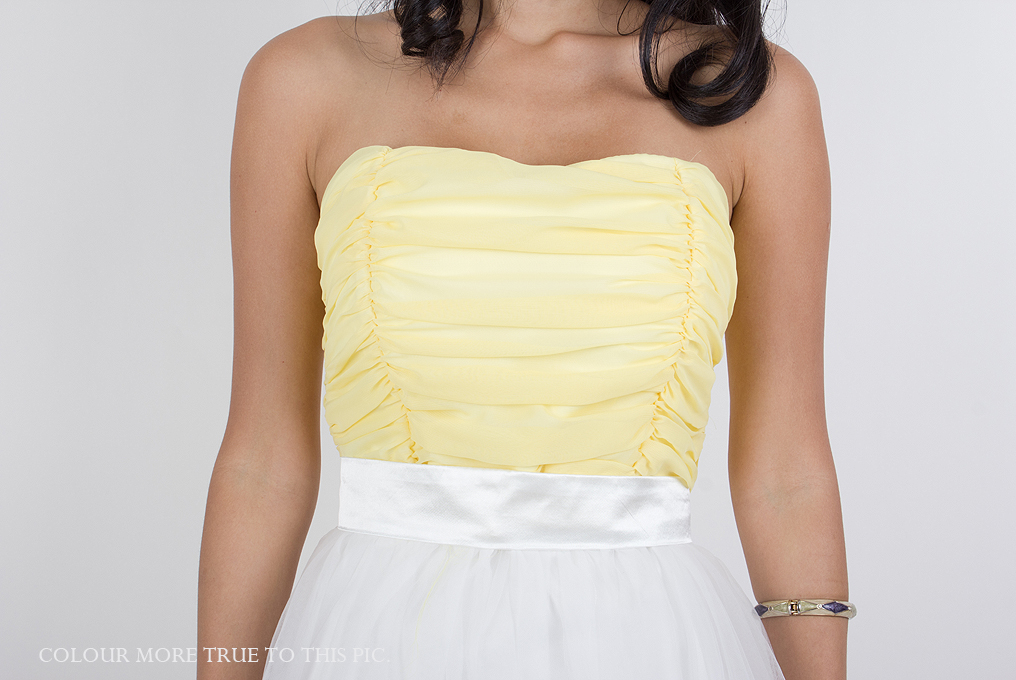 bridesmaid yellow 3