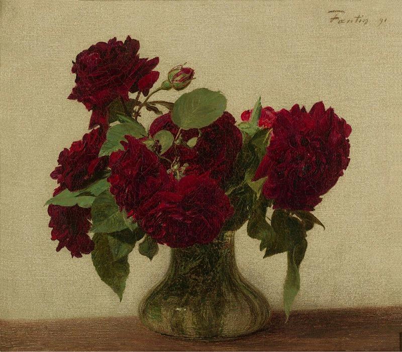 1891 Henri Fantin-Latour