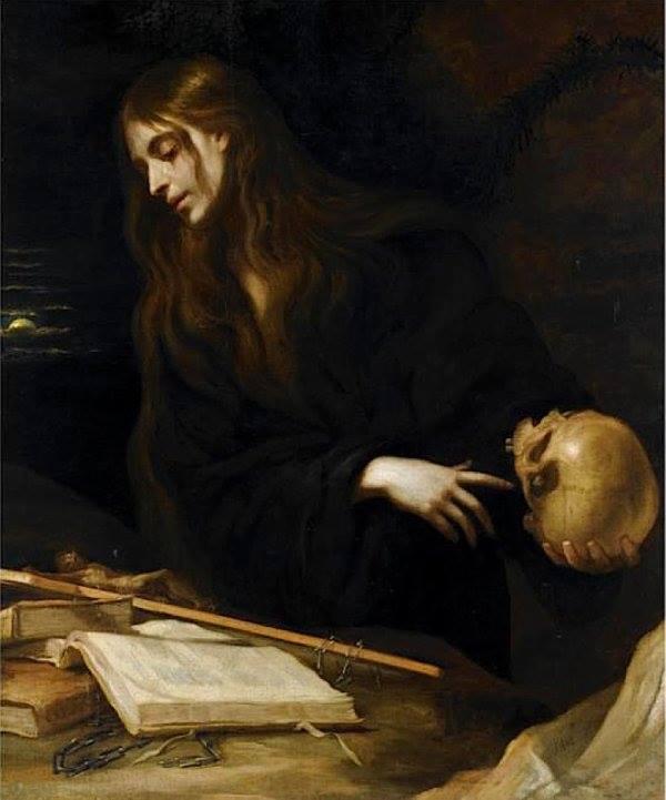 Mateo Cerezo (Burgos, 1637 - Madrid, 1666Magdalena penitente (1664),