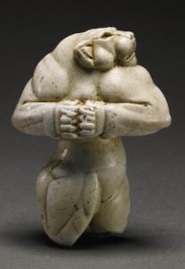 Львица Гуэннола. Месопотамия. 5000 до н.э..jpg