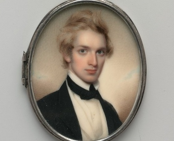 Henry Colton Shumway (1807–1884) - Henry Peters Gray, 1842, - копия.jpg