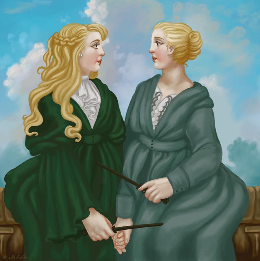 Lucilla and Drucilla