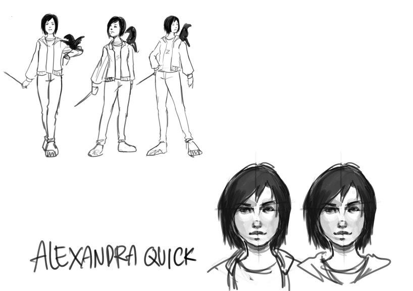 Alexandra Quick