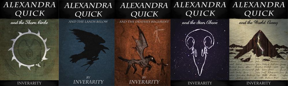 Alexandra Quick covers