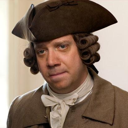 Paul Giamatti as John Adams
