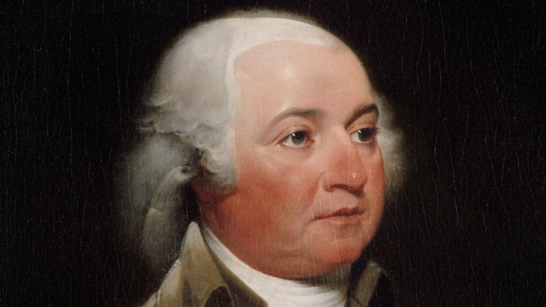 Vice President Adams