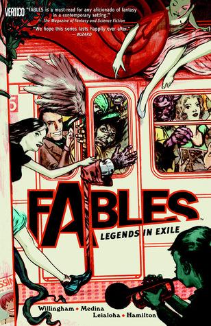 Volume 1: Legends in Exile