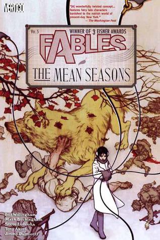 Volume 5: The Mean Seasons