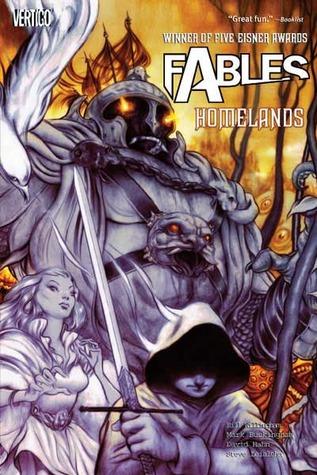 Volume 6: Homelands