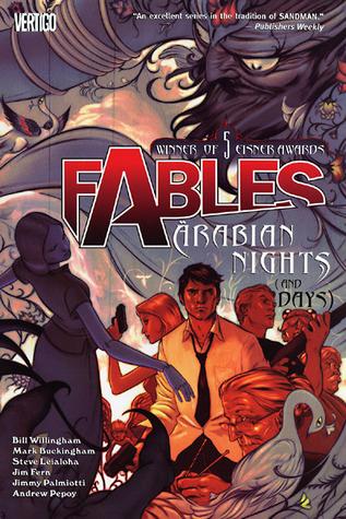 Volume 7: Arabian Nights (and Days)