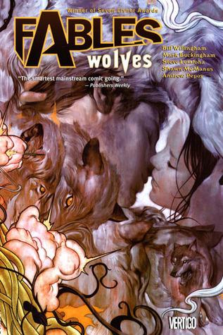 Volume 8: Wolves