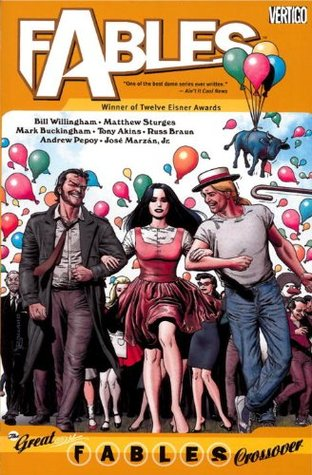 Volume 13: The Great Fables Crossover