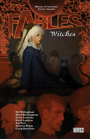 Volume 14: Witches
