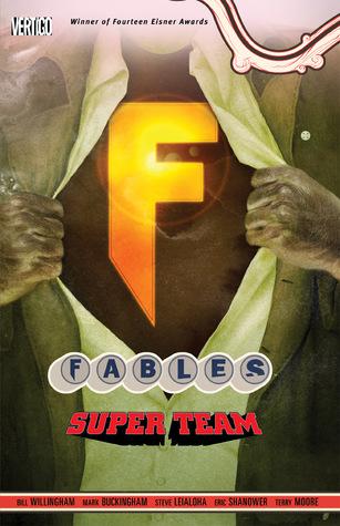 Volume 16: Super Team
